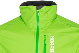 Norrøna Fjørå Dri1 Jacket Herre bamboo green   Gode tilbud